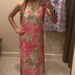 Lilly Pulitzer girls size 12 maxi NWT